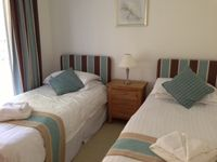 West Bay Club Isle of Wight Whitfield twin room